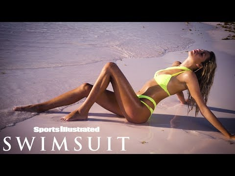 Hailey Clauson Stars in this Steamy New Video | INTIMATES | Sports Illustrated Swimsuit