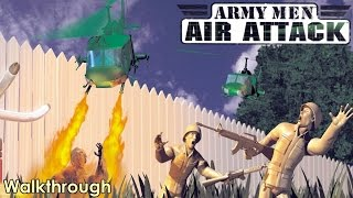 Army Men: Air Attack Walkthrough