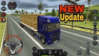 NEW UPDATE truck simulator 2018 : Europe (by zunks games ) Android Gameplay