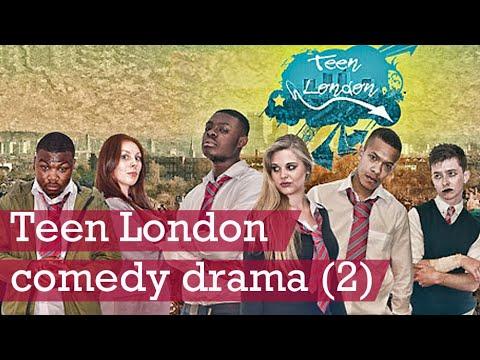 Teen London (comedy drama): Episode 2