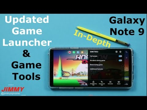 The All New GAME LAUNCHER & GAME TOOLS