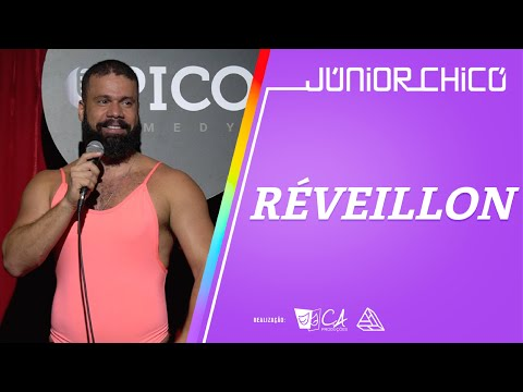 RÉVEILLON DE MAIÔ ROSA - Júnior Chicó - Stand Up Comedy