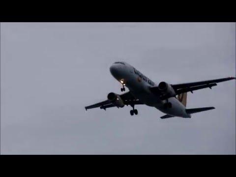 Plane Spotting at Singapore Changi Airport #3