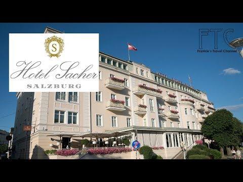Hotel Sacher Salzburg - Austria (Deluxe Room) 薩爾茨堡薩赫酒店 - 高級客房