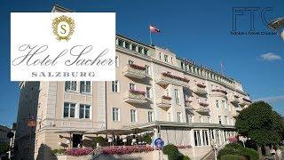 Hotel Sacher Salzburg - Austria (Deluxe Room) - Best Hotel in Salzburg