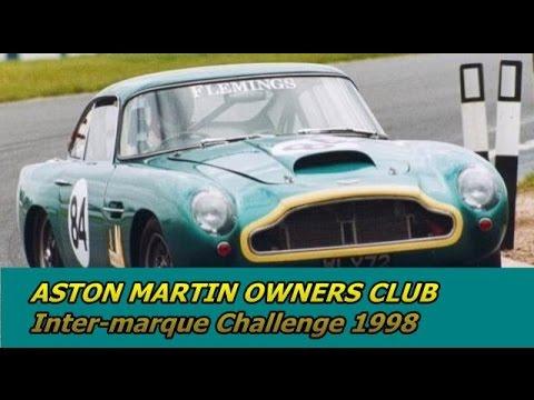 AMOC Inter-Marque Challenge 1998 | Gerry Marshall and Malcolm Hamilton