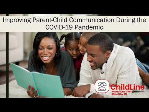 Communication Strategies   Part 4   Improving Parent-Child Communication During COVID-19