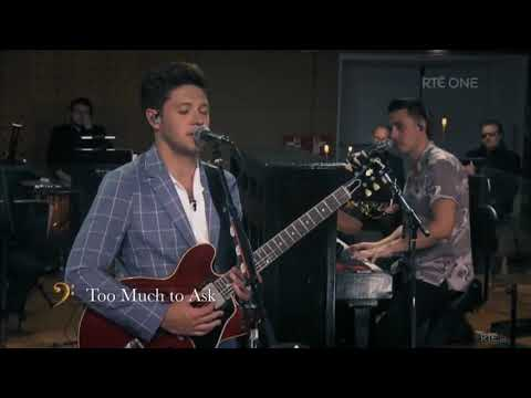 Niall Horan - Too Much To Ask - RTÉ One Orchestra
