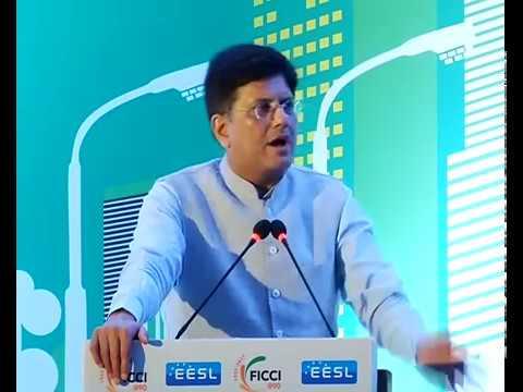 Speaking at National Workshop on Energy Efficiency in Buildings, Mumbai