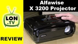 Alfawise X 3200 Smart Projector Review: Costs less than $200