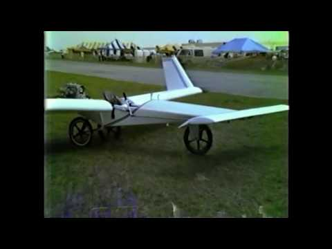 Ultralight Aircraft 1982 EAA Fly-in Part 1