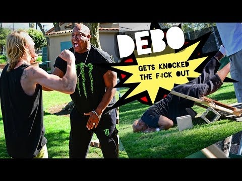 Deebo gets Knocked the Fck out