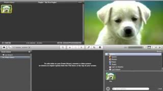 Turning off Ken Burns Effect in iMovie