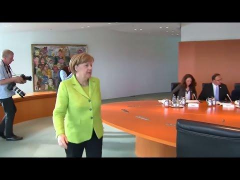 Time Magazine: Angela Merkel fliegt aus Liste der 100 einflussreichsten Menschen