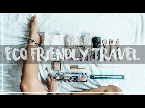 Eco Friendly / Zero Waste Travel Tips - #LOWIMPACT30 (+ Update)