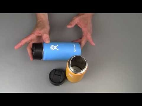 HYDRO FLASK Widemouth 16oz With Flip Lid Review