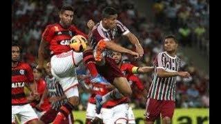 Fluminense x Flamengo - campeonato carioca - Taça Rio (Semifinal)