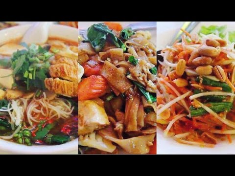 MY FAVOURITE THAI RESTAURANT | Come Eat With Me #2