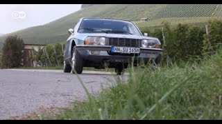 NSU Ro 80   Drive it!