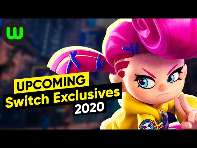 10 Upcoming Switch Exclusives of 2020 | whatoplay
