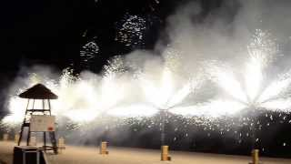 Sofitel Dubai The Palm Resort & Spa Grand Opening Fire Work
