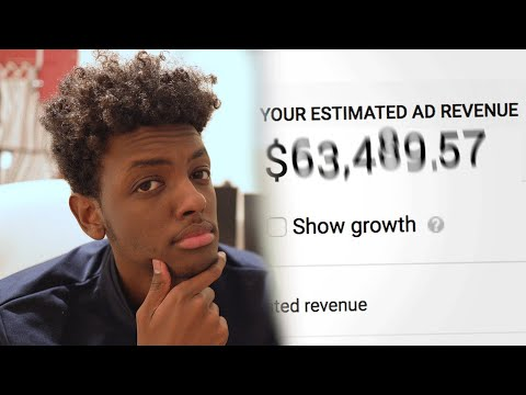 How Much Money I Made From My First YouTube Paycheck