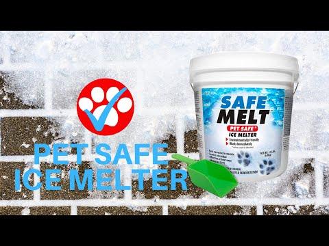 SafeMelt Ice Melter - Magnesium Chloride