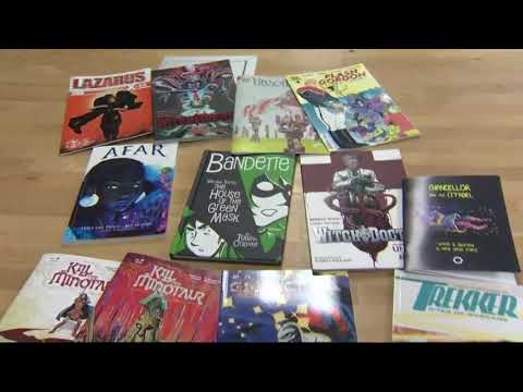 National Comic Book Day: meet the artists