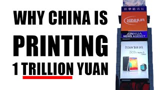 China Prints TRILLIONS to Save Failing Economy!