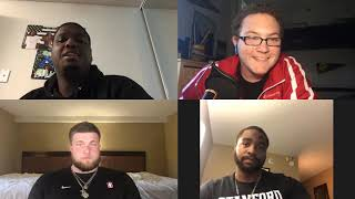 #OurVoiceMatters: Interview with Stanford Football Players and Jordan Watkins