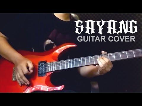 SAYANG - Via Vallen / NDX A.K.A (Gitar Cover)