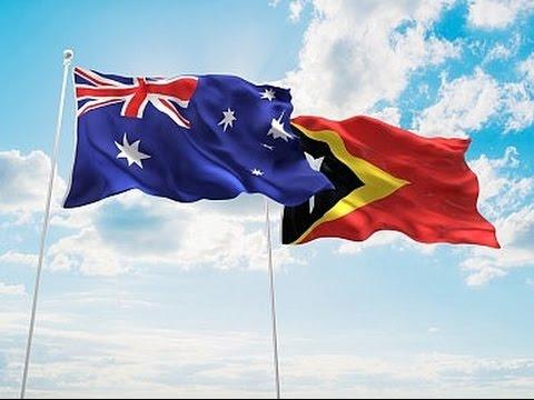 Sengketa Laut Timor Antara Australia Dan Timor Leste