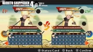 【MOD NSUNI】Mod Texture  Pack Naruto Ninja Strom Revo Beta | PPSSPP !