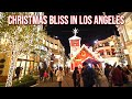 CHRISTMAS AT THE GROVE | HOLIDAYS IN LA