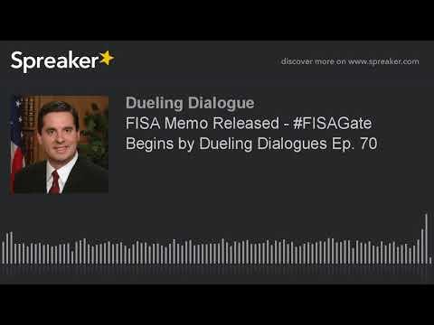 FISA Memo Released