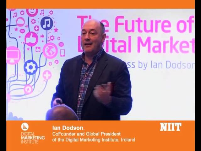 Opportunity for Marketing to Lead Business in the Digital Era - YouTube