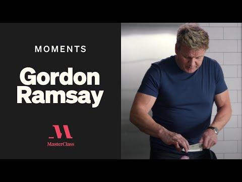 Gordon Ramsay Dạy Những Kỹ Thuật Nấu Ăn Thú Vị