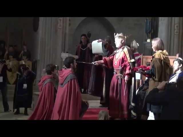 Leyenda de Sant Jordi en Montblanc. Tradiciones historia y folclore catalán que ver