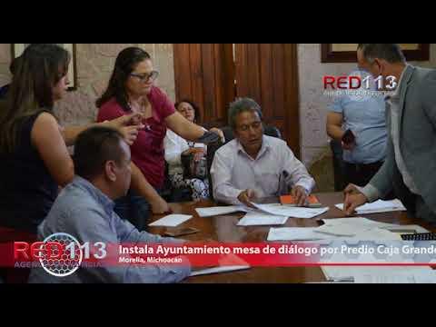 """VIDEO Instala Ayuntamiento mesa de diálogo con propietarios del Predio """"Caja Grande"""""""
