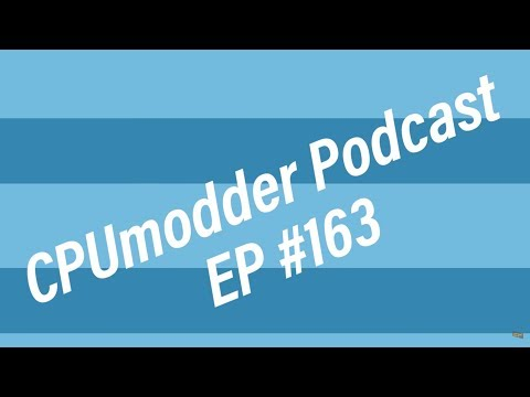 Pixle 2, Google Event,  HP Phones and more  CPUmodderpodcast #163