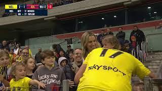 A-League 2020/21: Matchweek 18 - Wellington Phoenix v Adelaide United (2nd Half)