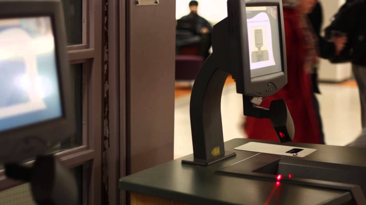 how library stuff works how to use the self check out machines