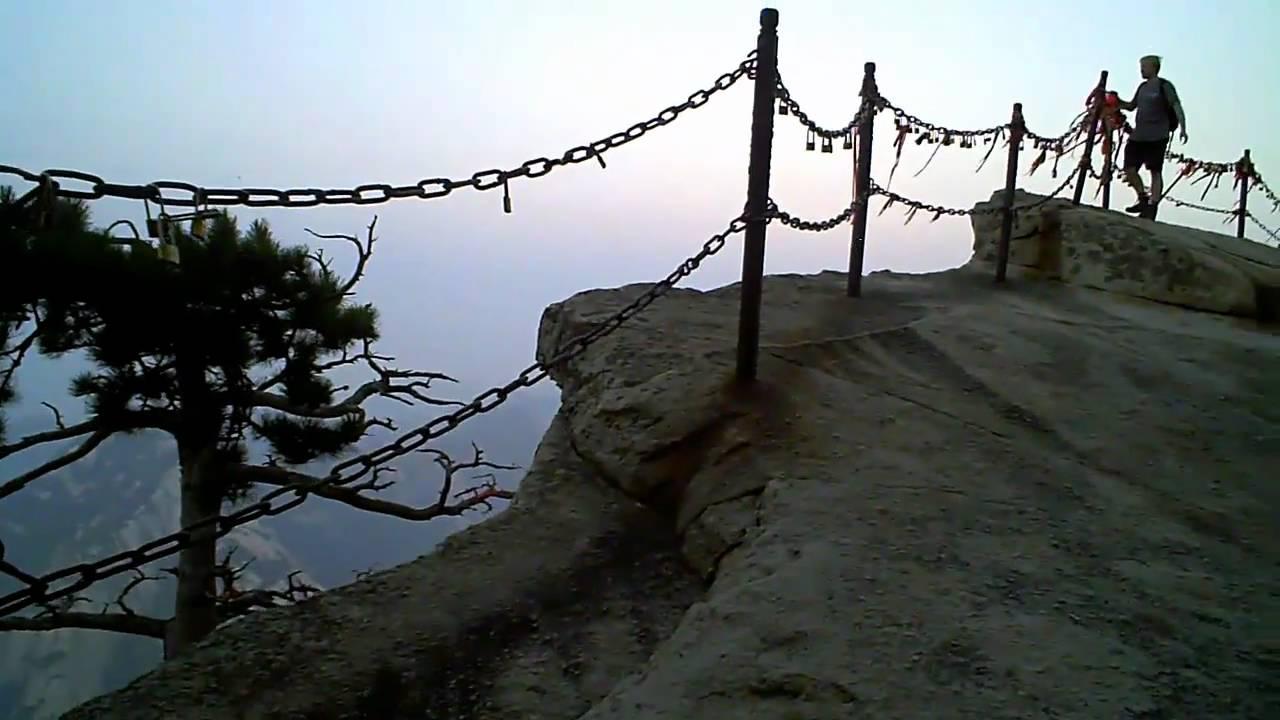 Hiking Huashan - China's Sacred Mountain