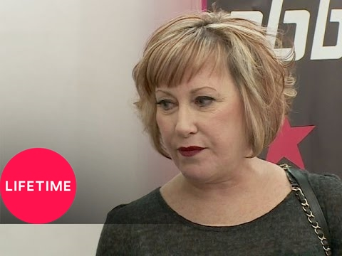 Dance Moms: Cathy Wishes Nia and JoJo Good Luck (S5, E18) | Lifetime