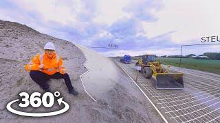 360°/VR Dijkverbetering Eemshaven-Delfzijl