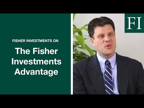 Advantages Of Fisher Investments | Nathan Fisher | Fisher Investments [NEW]