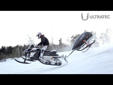 Ruff test Ultratec Sportbox & Lynx RE 600