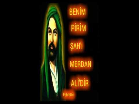 🌷Benim pirim şahı-merdan Ali'dir.
