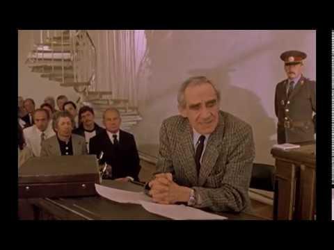 Зиновий Гердт (Адвокат). Выходит, наши десантники не умеют стрелять