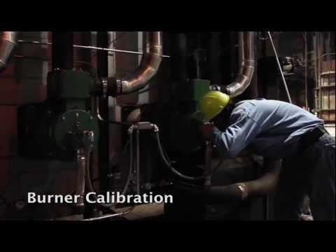 Burner Management System, Industrial Gas Burner, Combustion, Process Heating, Field Service